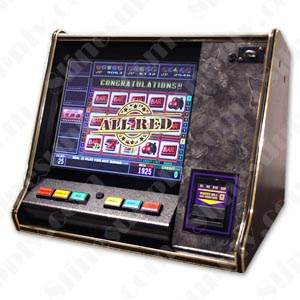 8 line cherry master countertop machines rh slotsdirect com Slot Machine Cherries Slot Machine Cherries