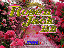 roses and jacks