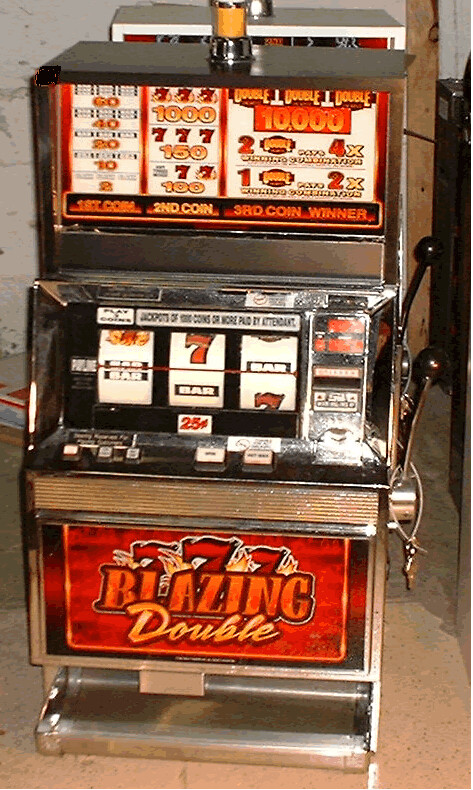blazing 7s slot machines