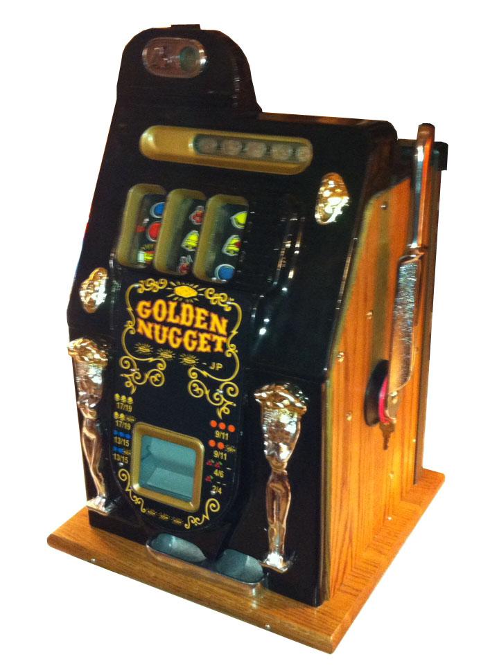 Slot machine re
