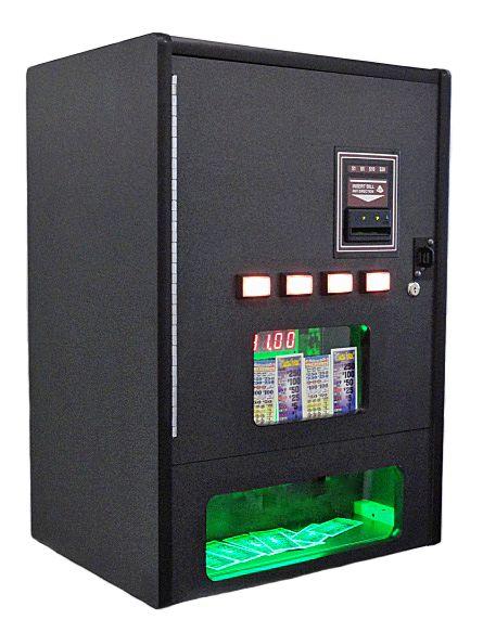 pull tab machine