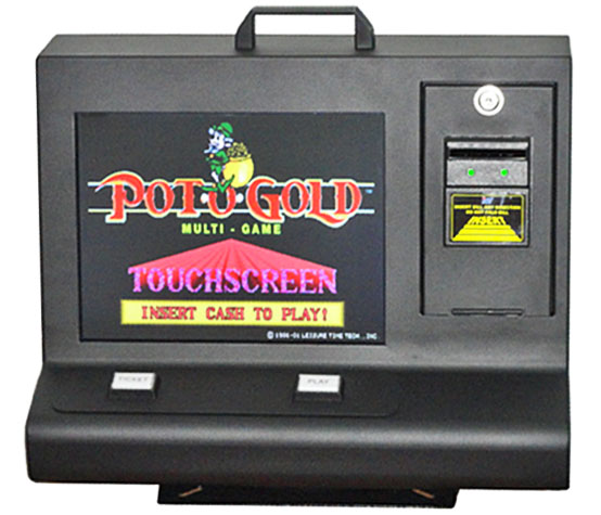 pot of gold machine