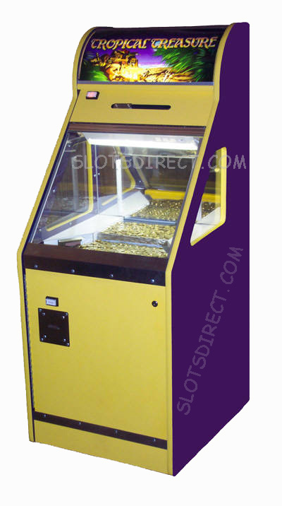 quarter slide machine