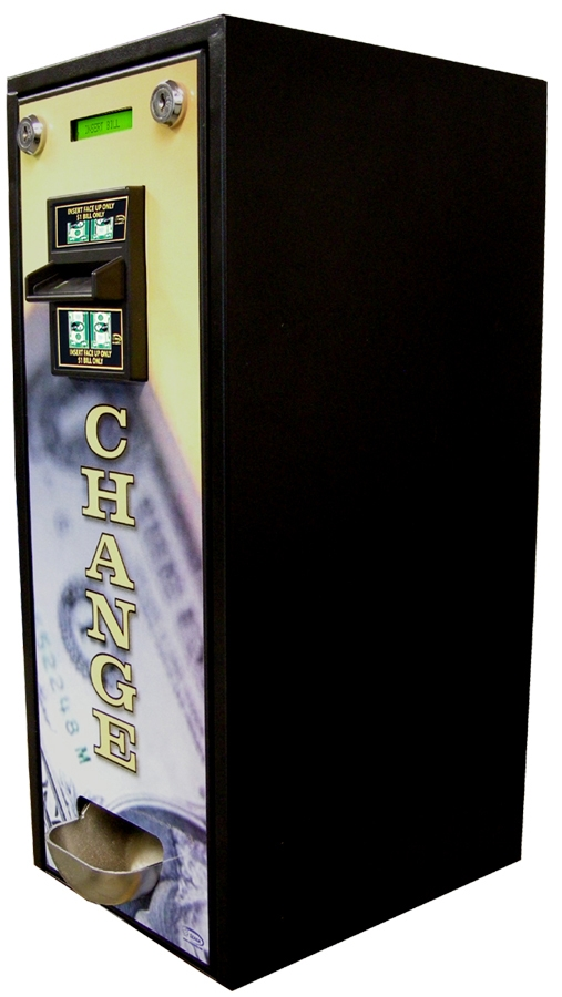 quarter changer machine
