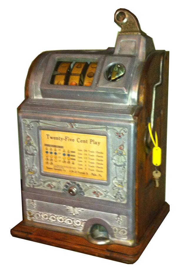vintage slot machines