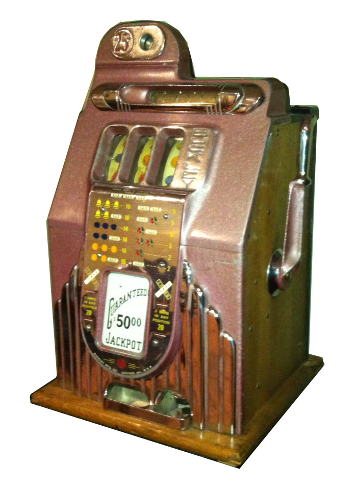 Slot Machine Old For Sale