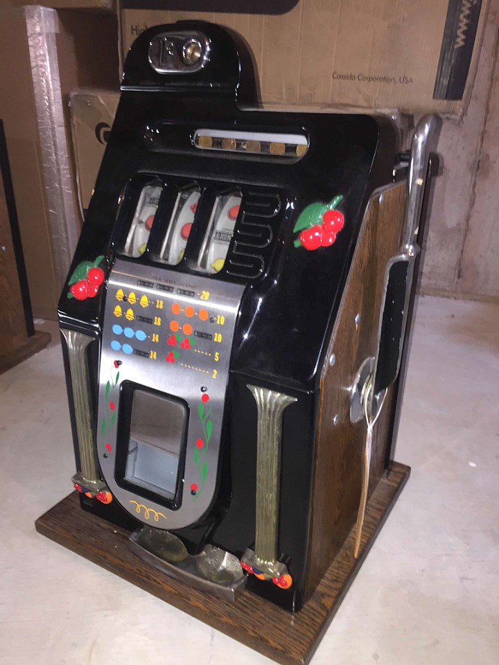 Slot Machine For Sell