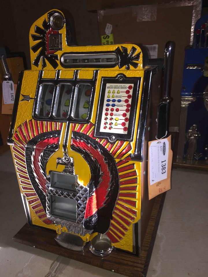 Antique Slot Machines Mgm